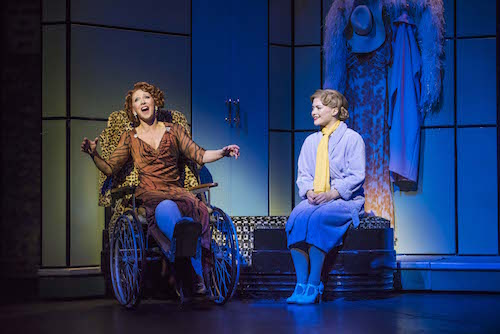 """Bonnie Langford and Clare Halse in 42nd Street - GREAT PERFORMANCES """"42nd Street"""""""