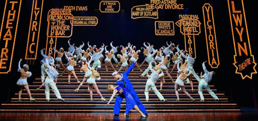 "The company of 42nd Street - GREAT PERFORMANCES ""42nd Street"""