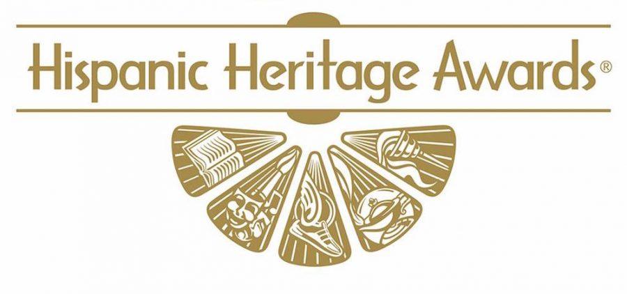 logo for Hispanic Heritage Awards