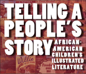 Telling A People's Story flier