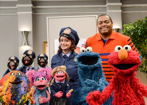 The Cookie Thief with Rachel Dratch on Sesame Street