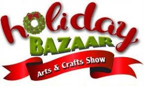 Holiday Bazaar flier