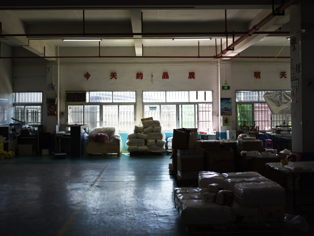 With tariffs cutting into their bottom lines, many manufacturers have relocated operations to countries like Vietnam and Indonesia. Some foreign companies that relied on Dongguan Fangjie Printing and Packaging Company have shifted business to Vietnam.