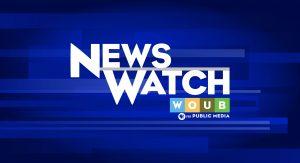 WOUB Newswatch Logo