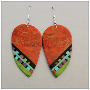 Native America earrings