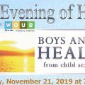 """Evening of Hope"" flyer"