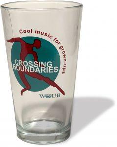 WOUB Crossing Boundaries Tumbler