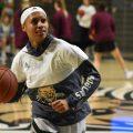 Ohio Women's Basketball CeCe Hooks