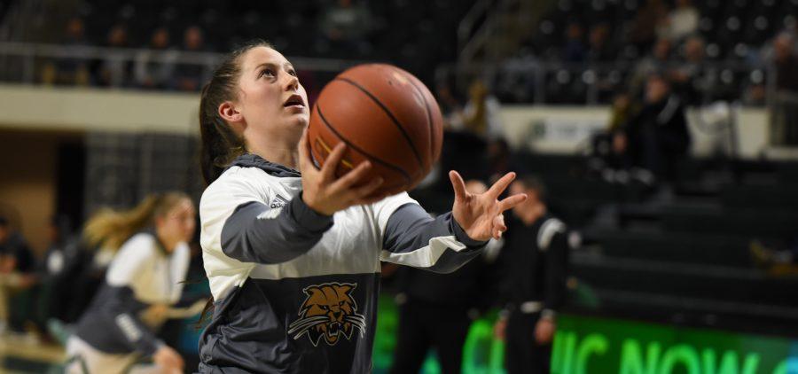 Ohio Women's Basketball - Gabby Burris