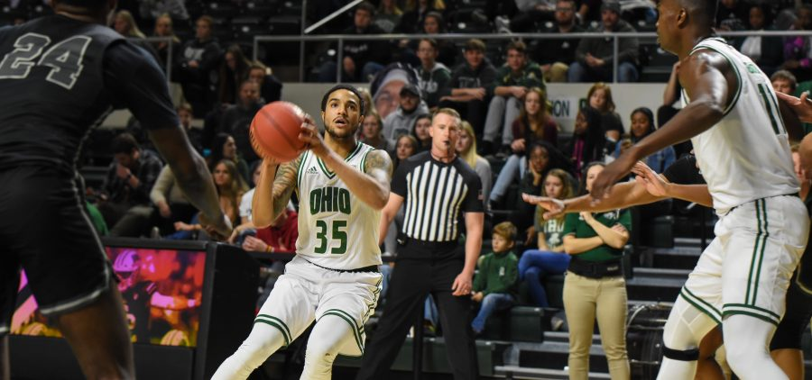 Jordan Dartis Bobcats Basketball