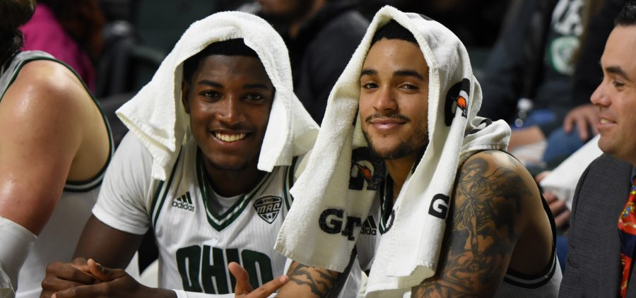 Ohio Basketball, Jordan Dartis, Lunden McDay