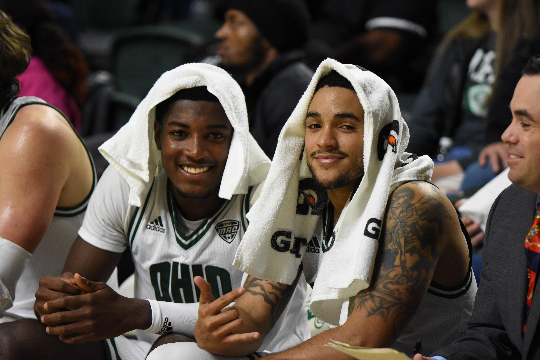 Ohio Basketball, Jordan Dartis, Lunden McDay