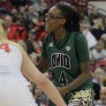 Ohio Women's Basketball - Erica Johnson
