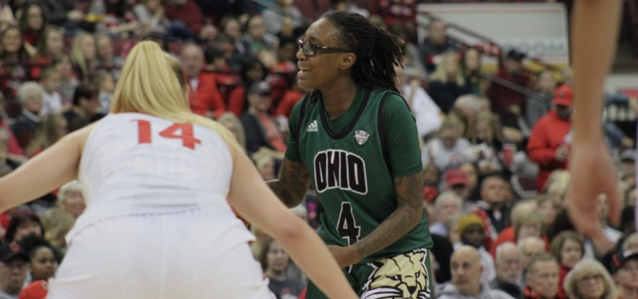 Ohio Women's Basketball - Erica Johnson