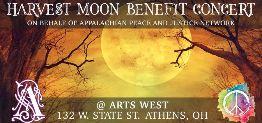 Harvest Moon Concert flier