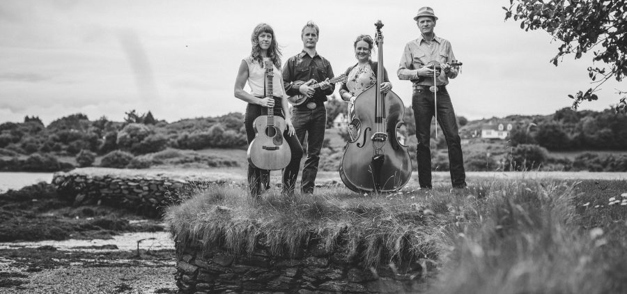The Foghorn String Band