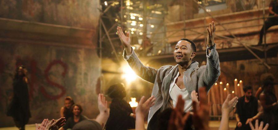 John Legend in Jesus Christ Superstar