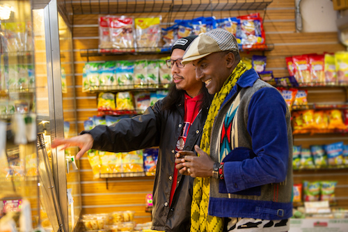 "Chef Marcus Samuelsson and Geo Quibuyen - NO PASSPORT REQUIRED, Season 2 ""Seattle"""