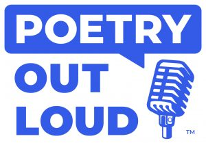 Poetry Out Loud flier