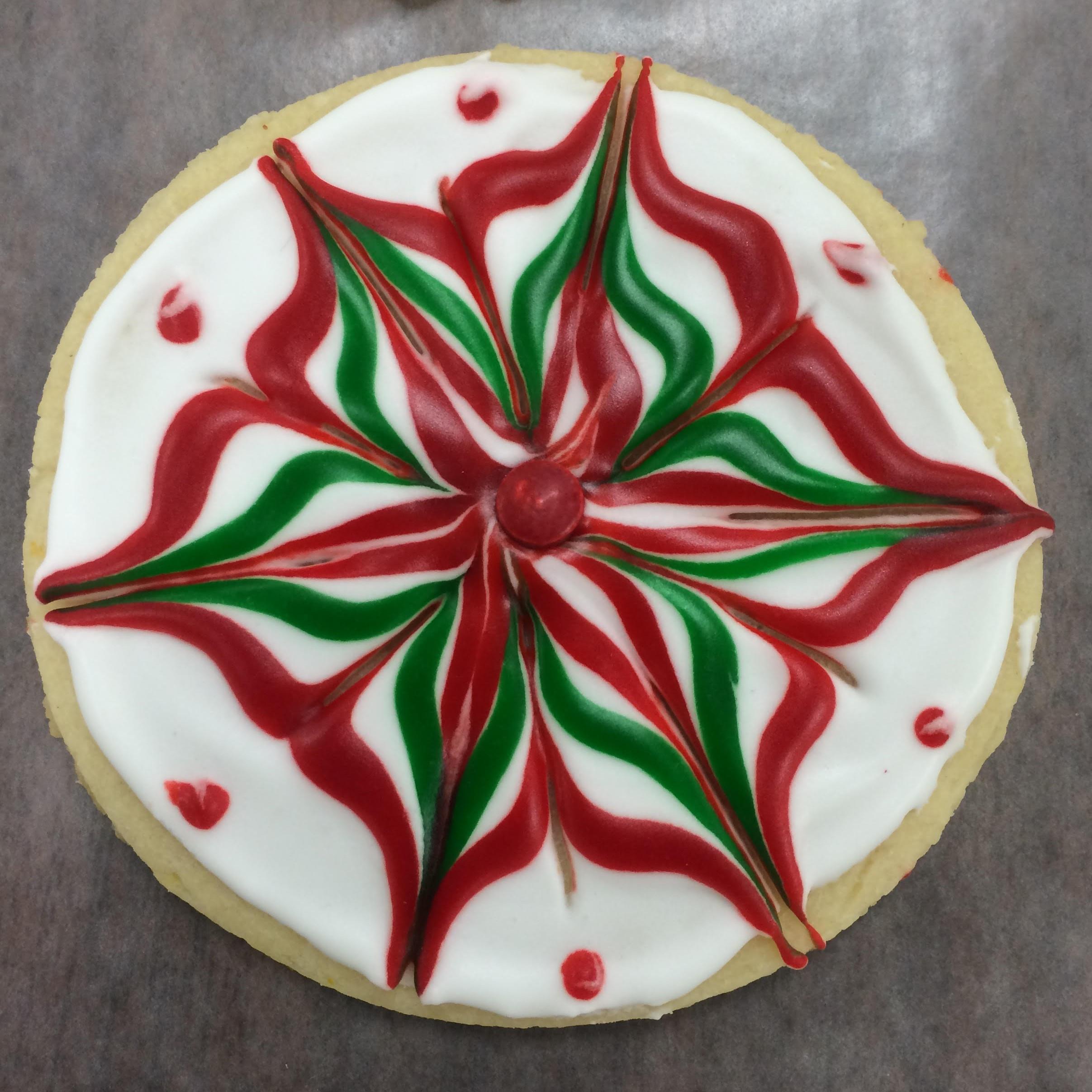 A Christmas Cookie