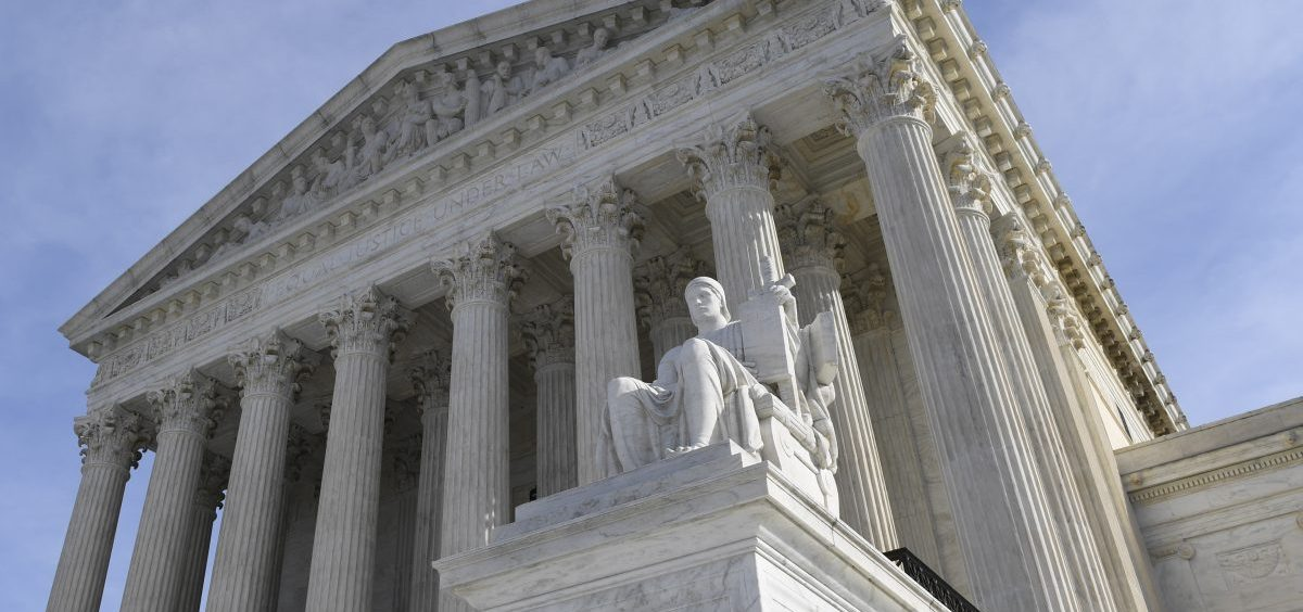 The Supreme Court heard arguments Tuesday on the DACA program, which covers 700,000 young people.