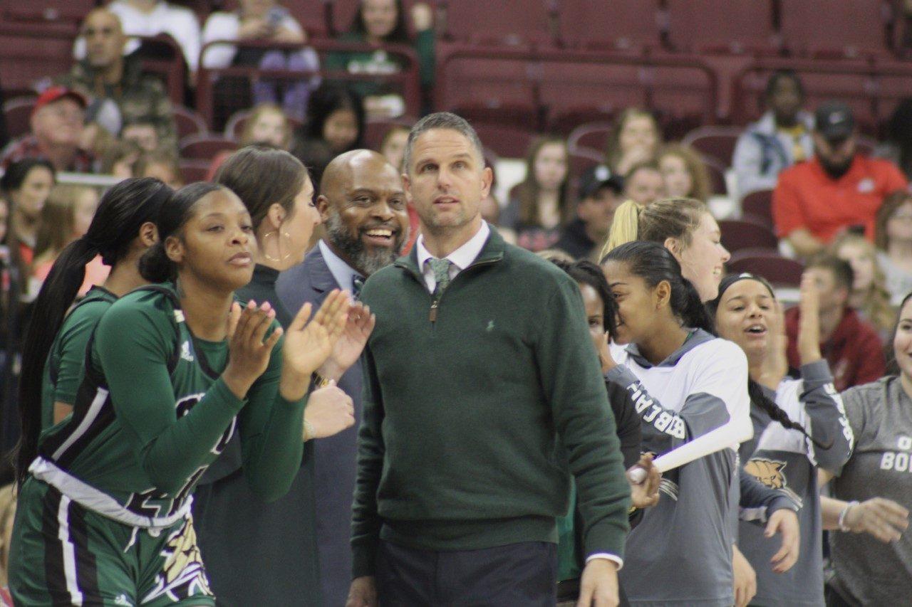 Ohio Women's Basketball Coach Bob Boldon