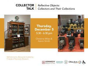 Collector Talk flier