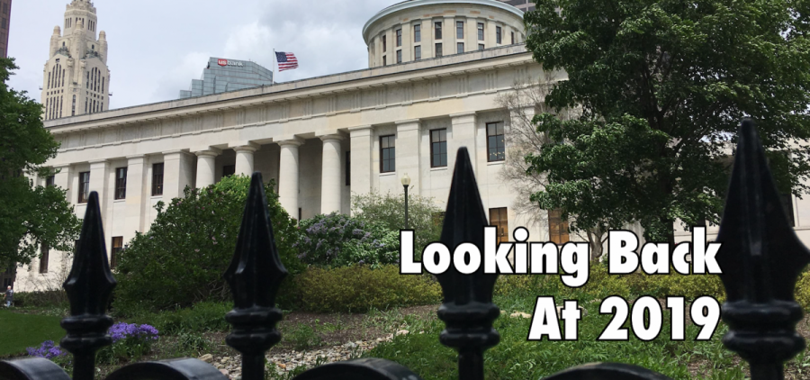 The Ohio Statehouse Looking Back at 2019