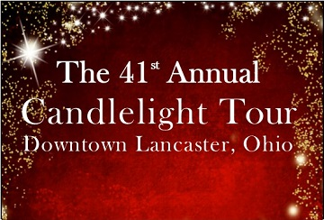 Candlelight Tour flier