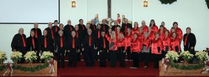 D.M. Davis Men's and Women's Choirs