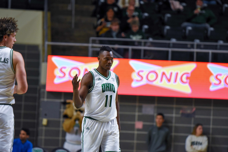 Sylvester Ogbonda, Ohio Basketball