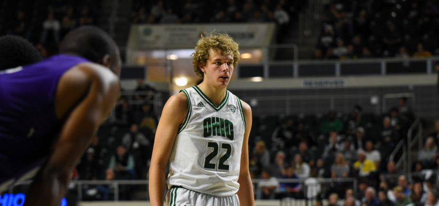 Ohio Basketball, Nolan Foster
