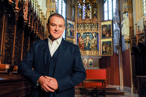 Hugh Bonneville in Grafenegg.