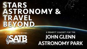 SATB concert flier