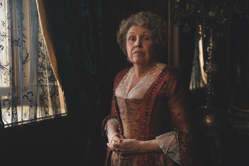 Sanditon; Anne Reid as Lady Denham