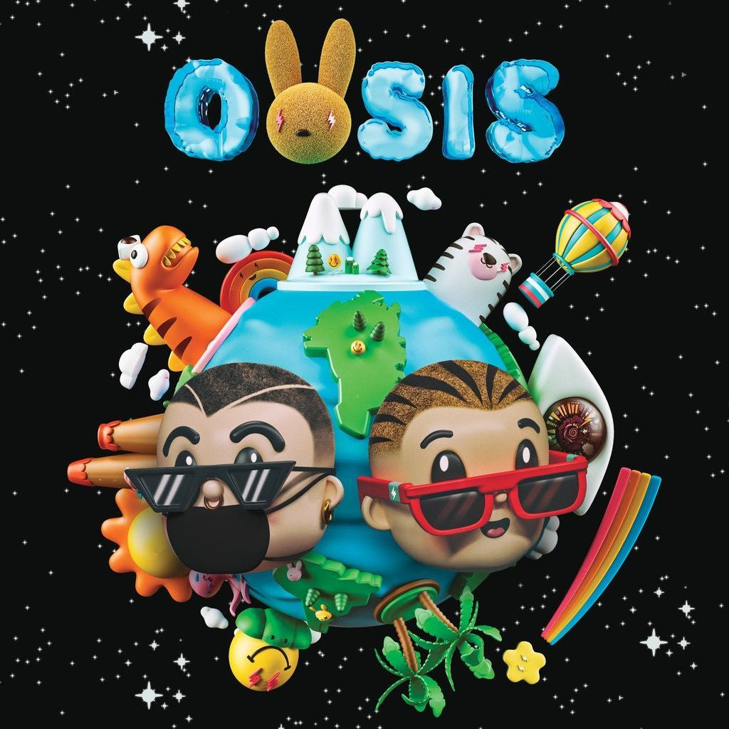 Bad Bunny & J Balvin, OASIS