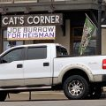 Cat's Corner in Athens shows it's support for Joe Burrow