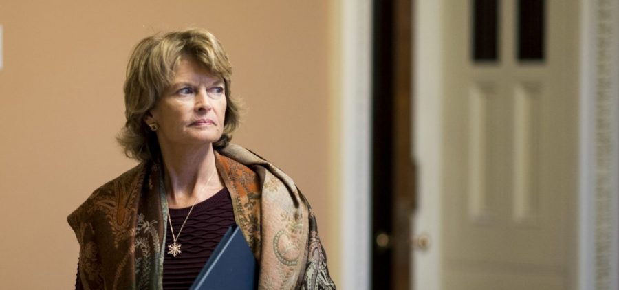 "Sen. Lisa Murkowski, R-Alaska, said in a television interview that she is ""disturbed"" by Senate Majority Leader Mitch McConnell's coordination with President Trump and his staff on an impending impeachment trial."