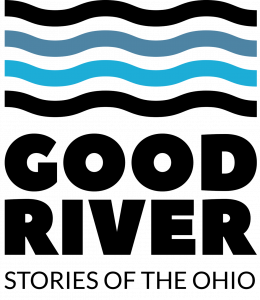 The Good River logo