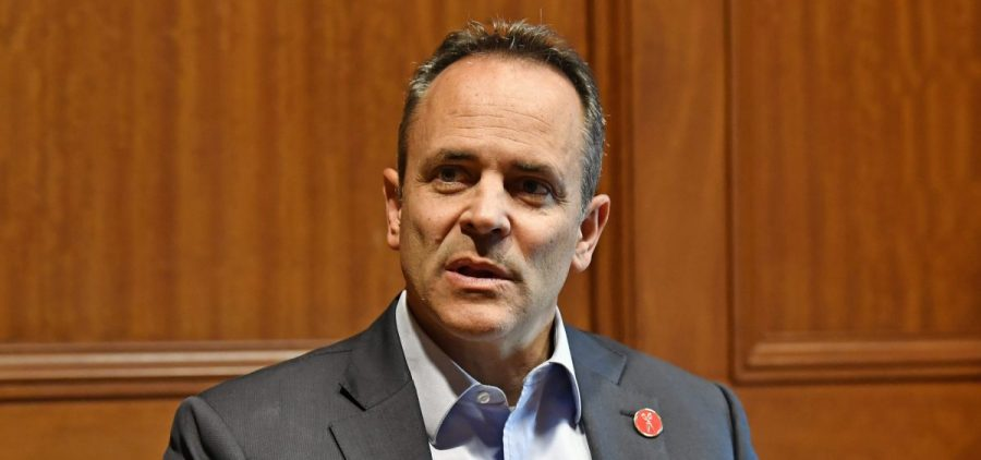 Former Kentucky Gov. Matt Bevin defends pardoning and commuting sentences for more than 400 convicted people in his final days in office.