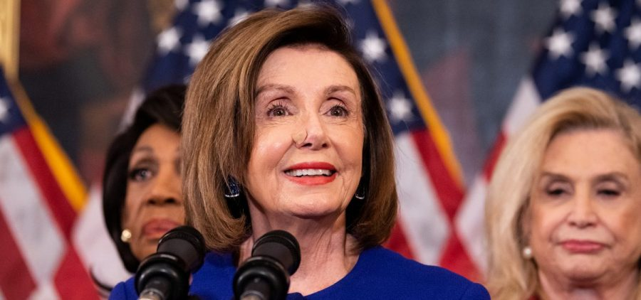 House Speaker Nancy Pelosi is the sponsor of a bill proposing to lower prescription drug prices in part by allowing Medicare some leeway in negotiating prices with drugmakers.
