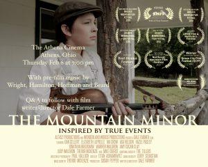 The Mountain Minor movie poster