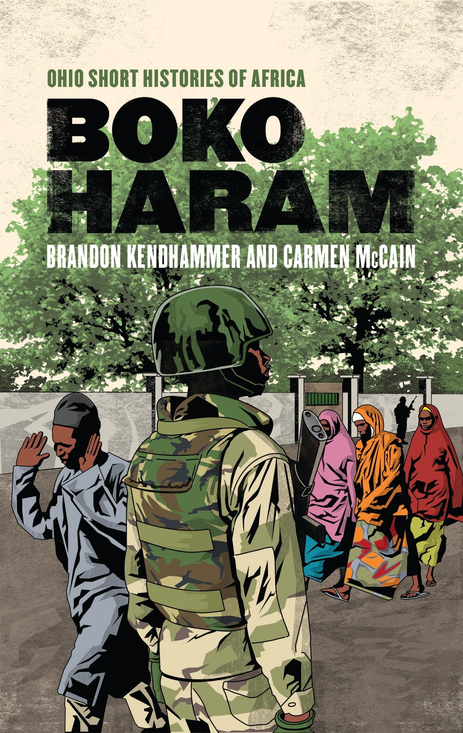 Boko Haram flier