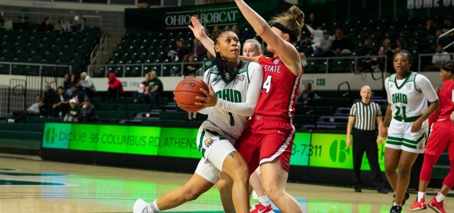 Cece Hooks Ohio Basketball