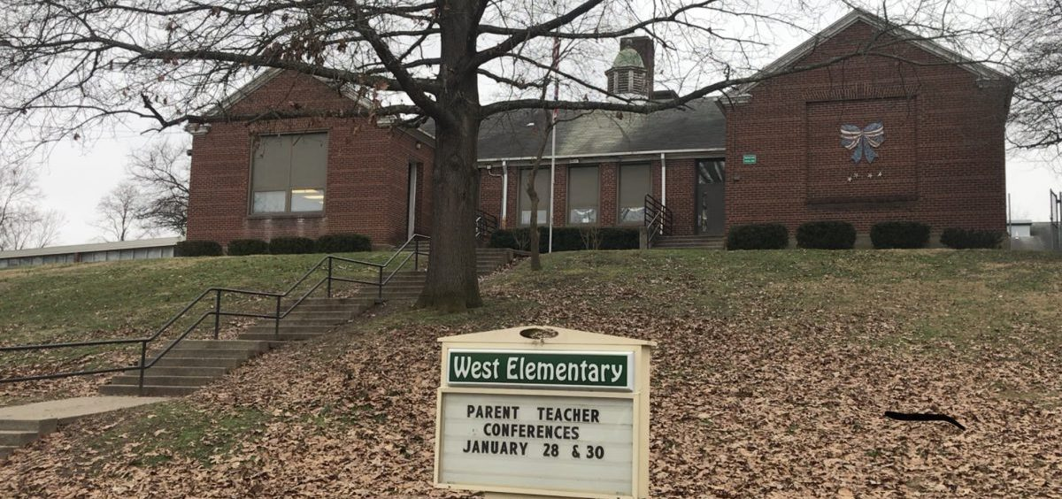West Elementary school in Athens