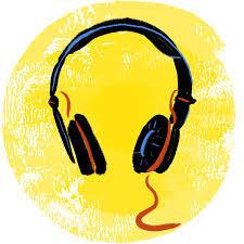 clip art of headphones