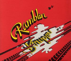 Illustrated design of Ramblin
