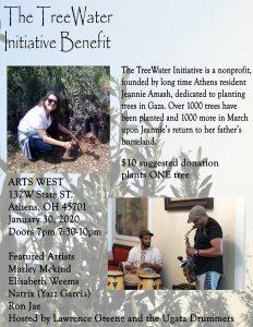 TreeWater initiative flier