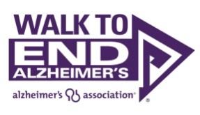Walk to End Alzheimer's flier