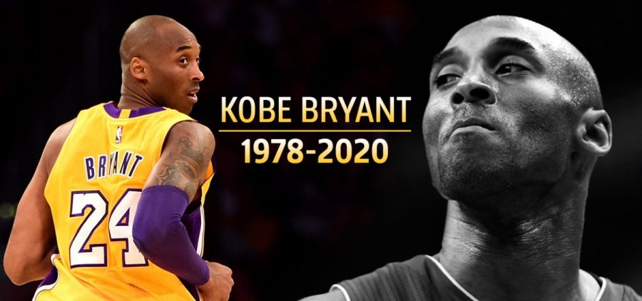 Kobe Bryant passes away at the age of 41